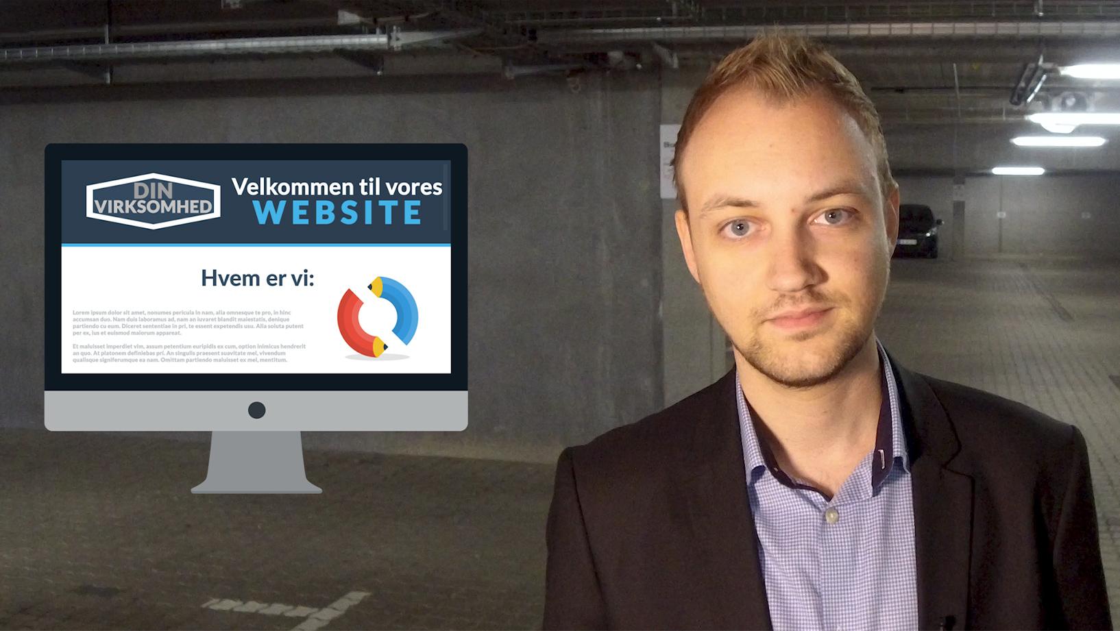 Sådan konverterer dit website besogende til salg - JJ Blog - JJ Kommunikation