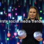 Cecilie Koksby Hass | De største social media trend i 2020 | JJ Kommunikation