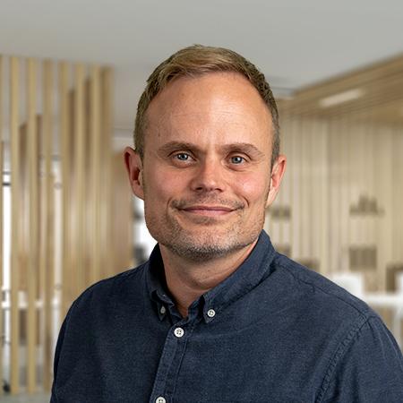 Nikolaj Ditlev Andersen - JJ Kommunikation